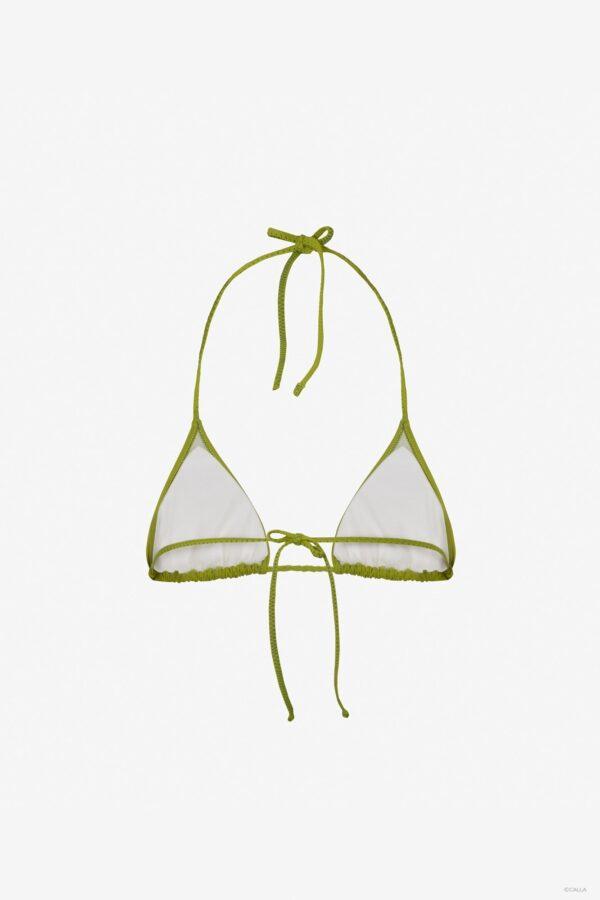 Triangolo bikini in lycra Bali