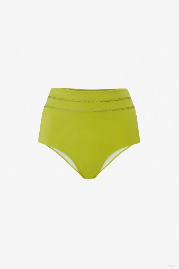 Slip bikini a vita alta Cocos