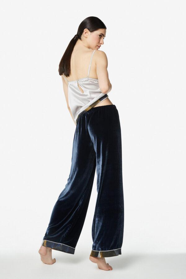 Pantalone in velluto Andrea